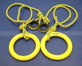 Гимнастические кольца Пионер